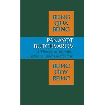 Being Qua Being by Butchvarov & Panayot