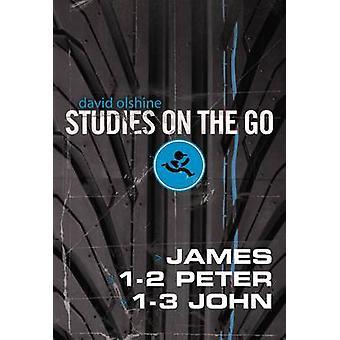 Peter James 12 und 13 John von Olshine & David