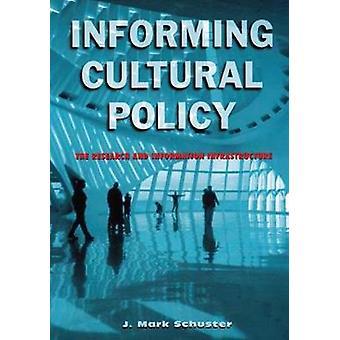 Informere kulturpolitikk informasjonen og forskningsinfrastruktur med Schuster & J. merke