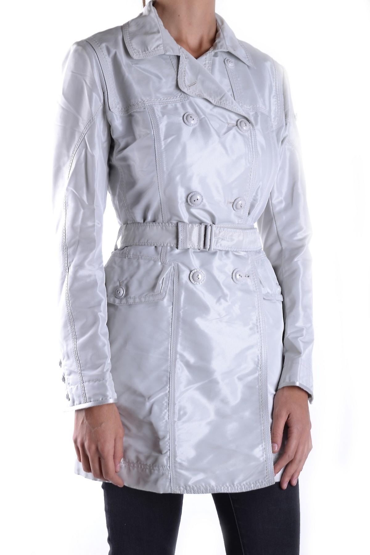 best sneakers 0c2bf 124ac Peuterey White Nylon Trench Coat