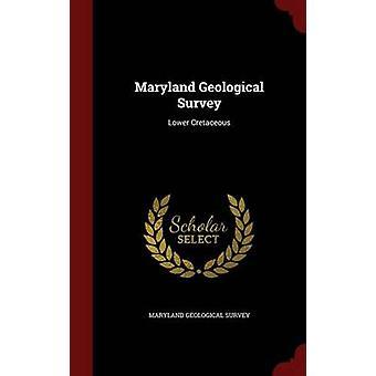 Maryland Geological Survey unteren Kreide durch Umfrage & Maryland geologische