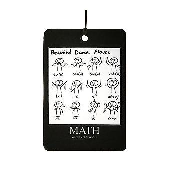 Math bil luftfriskere