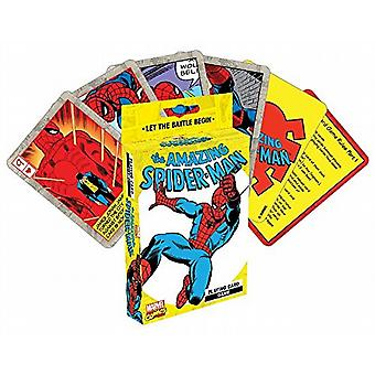 Amazing Spiderman playing card game    (nm)