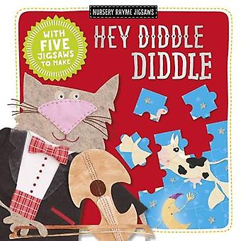 Hey Diddle Diddle - Kate Toms Jigsaw Book - 9781786920126 Book