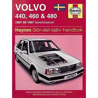 Volvo 440 460 & 480 (87 - 97) - 9781859607909 Book