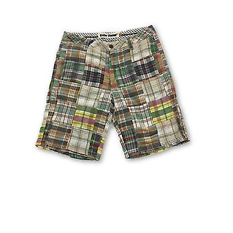 Tailor Vintage shorts in beige check