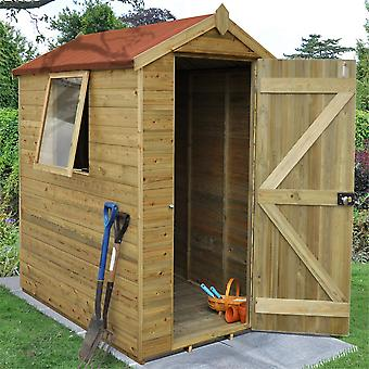 Forest Garden Pressure Treated Tongue & Groove Shed