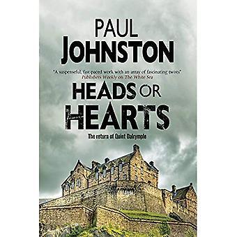 Kopf oder Herzen: ein dystopischer Rätsel gesetzt in Edinburgh, Schottland (eine Quint Dalrymple Mystery)