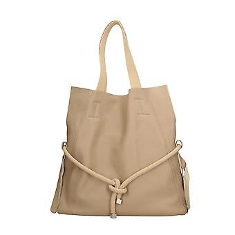 Leather shoulder bag Made in Italy AR3335