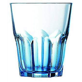 Luminarc 30cl glass Blue Crazy Colors (Kitchen , Household , Cups and glasses)