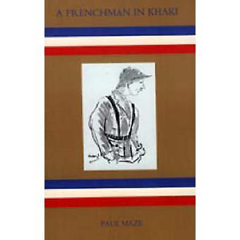 Franzose in Khaki von Paul Maze & Maze