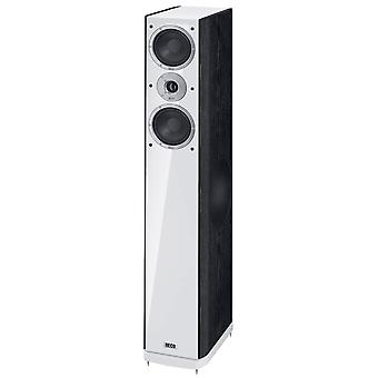 Heco music style 800, Floorstanding speaker, 3 way bass reflex with Sidefire bass, color: chess edition, 1 pair new