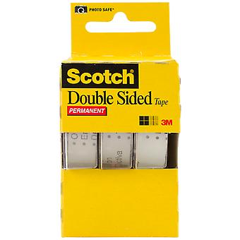 Scotch Permanent Double Sided Tape .5