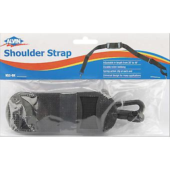 Stow & Go Storage Bin Shoulder Strap Black Nss Bk