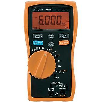 Handheld multimeter digital Keysight Technologies U1231A