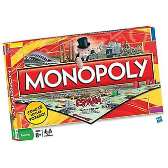 Parker Games Monopoly Spain (Kids , Toys , Table games , Strategy)