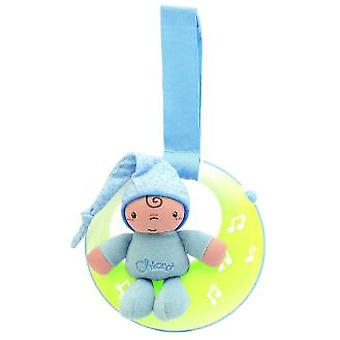 Chicco Musical Goodnight Blue Lights (Infanzia , Cura infantile , Giocattoli)