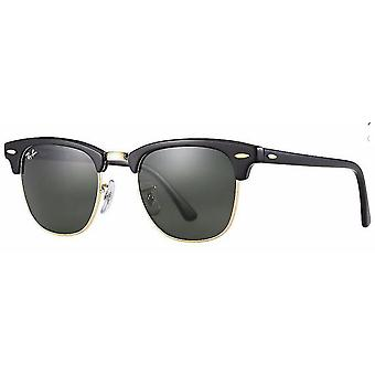 Ray Ban Sunglasses Ray-Ban Clubmaster Color Black (Mode-accessoires , Zonnebril)