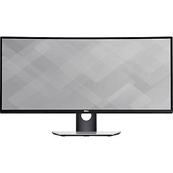 LED 86.4 cm (34 ) Dell U3417W EEC A 3440 x 1440l WQHD 5 ms USB 3.0, HDMI™, DisplayPort, Mini DisplayPort IPS LED