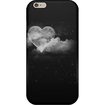 Cover Heart moon for iPhone 7