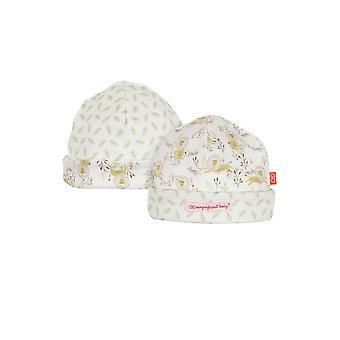 Magnificent Baby Magnetic Me™ Reversible Baby Cap- Lion & the Mouse