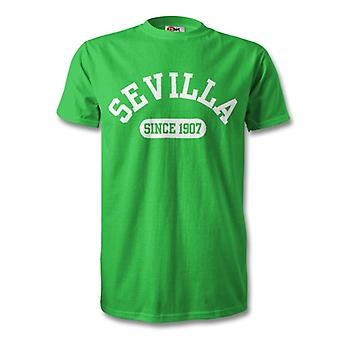 Real Betis 1907 Established Football T-Shirt