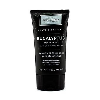 Caswell Massey Eucalyptus Refreshing After-Shave Balm 113g/4oz