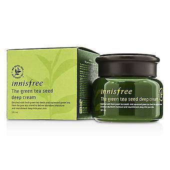 Innisfree The Green Tea Seed Deep Cream 50ml/1.69oz