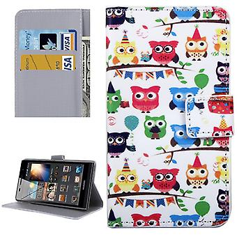Pocket wallet premium pattern 53 for Huawei P9 Lite shell case cover pouch