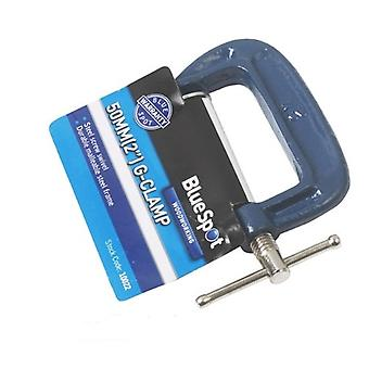 G Clamp High Quality & Heavy Duty Ideal for Wood Works Steel 2