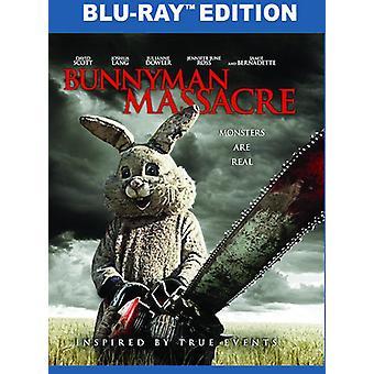 Masakra w Bunnyman [Blu-ray] USA import