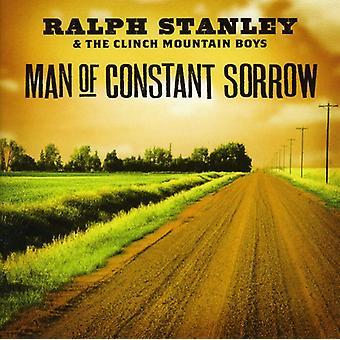 Ralph Stanley & Clinch bjerg - mand af konstant sorg [CD] USA import