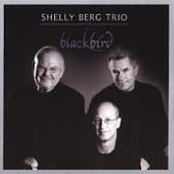 Shelly Berg Trio - Blackbird [CD] USA import