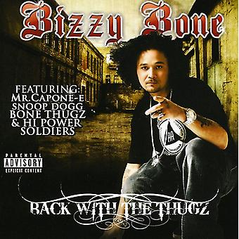 Bizzy Bone - Back with the Thugz [CD] USA import