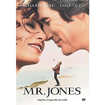 Mr Jones [DVD] USA import