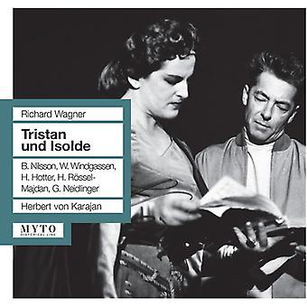 Wolfgang Windgassen - Wagner: Tristan Und Isolde [CD] USA import
