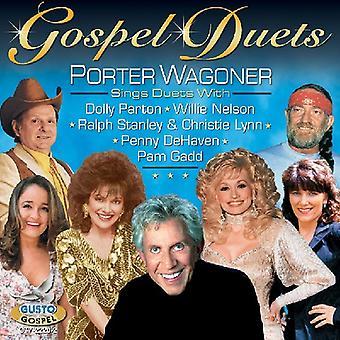 Porter Wagoner - importación de los E.e.u.u. Evangelio duetos [CD]