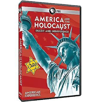 American Experience: America & the Holocaust (2013 [DVD] USA import