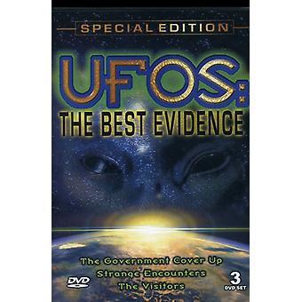 UFO-bedste beviser 3 [DVD] USA importerer