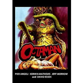 Octaman [DVD] USA importerer