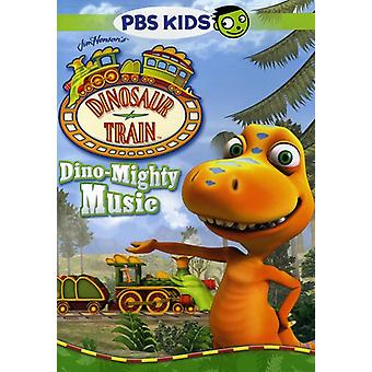 Dino-Mighty Music [DVD] USA import