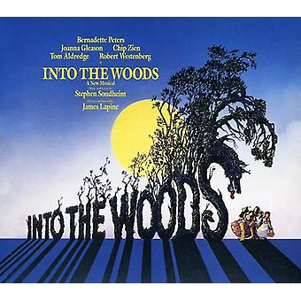 Broadway Cast - Sondheim: I skoven [Original Cast Recording] [CD] USA import