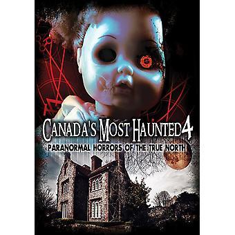 Canadas mest hjemsøgte 4: Paranormal rædsler af [DVD] USA import