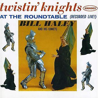 Bill Haley & His Comets - Twistin' Knights [CD] USA import