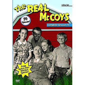 Rigtige McCoys: Sæson 4 [DVD] USA import
