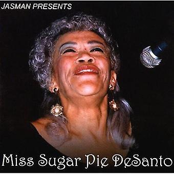 Sukker Pie Desanto - bid af Pie [CD] USA importerer