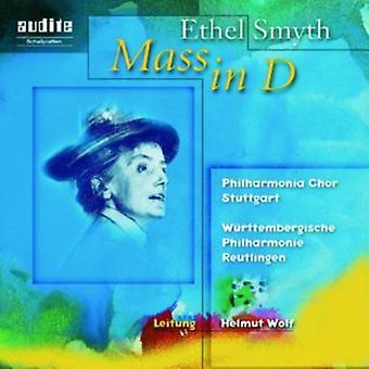 E. Smyth - Ethel Smyth: Masa en importación de Estados Unidos D [CD]