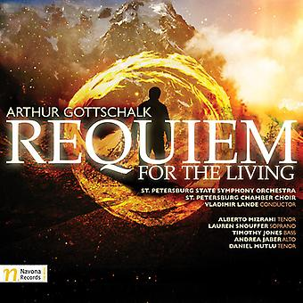 Gottschalk / st. Petersborg stat symfoni Orch - Requiem for levende [CD] USA importen