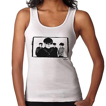 Jesus And Mary Chain Band Shot Women's Vest