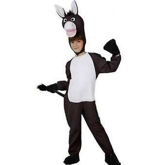 Animal costumes  Child donkey costume